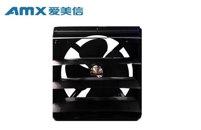 28w kitchen window exhaust fan window mounted exhaust fan with louver