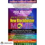JIDE KOSOKO FILM PRESENTATION