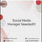The social media consult.