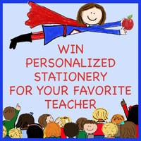Teacher appreciation day contest