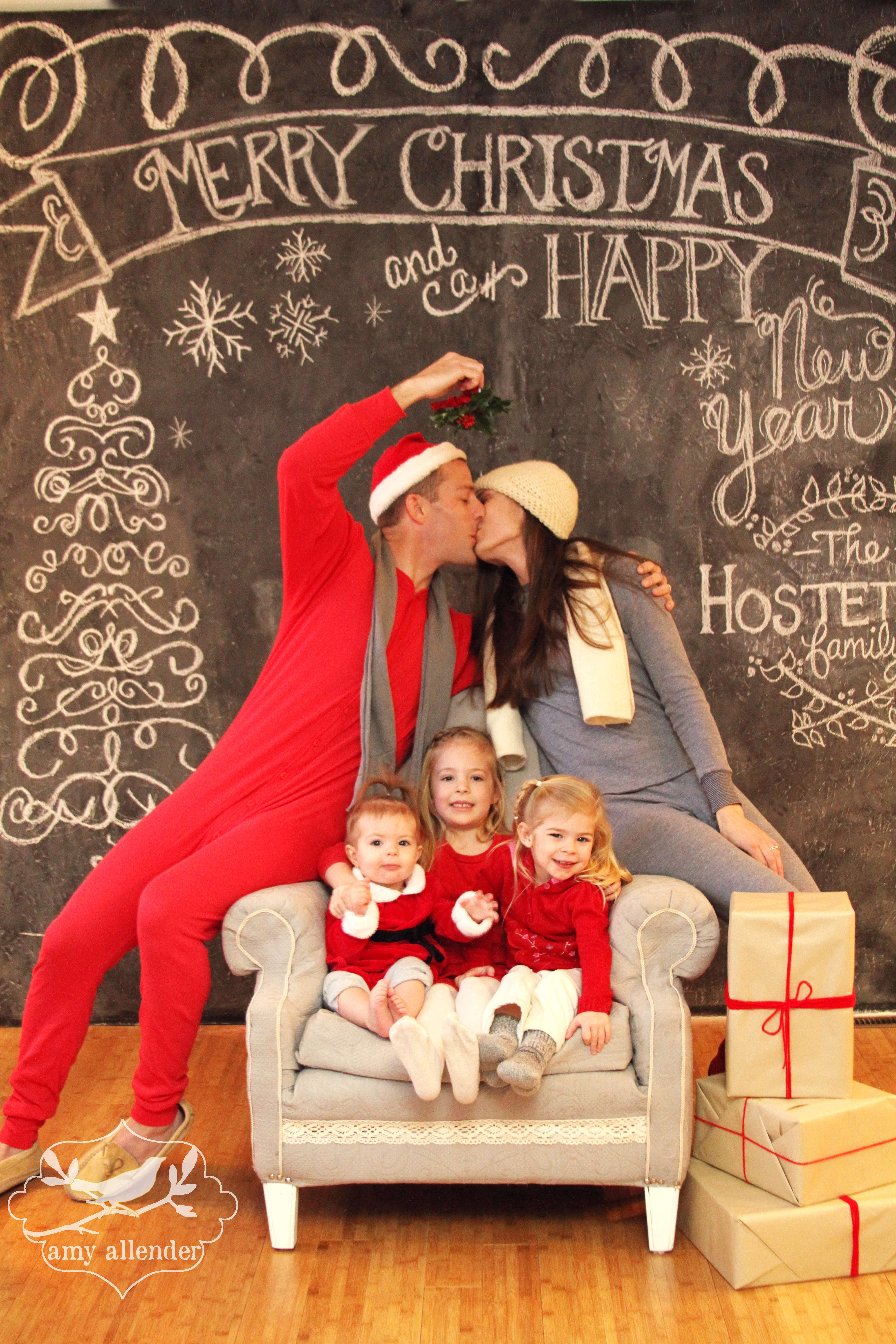 A Chalkboard Christmas Session Faves Amy Allender Dot