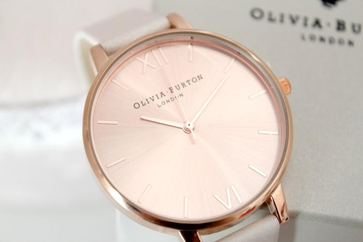 2d63e90f8533 Olivia Burton Big Dial Rose Gold Watch - Amy Antoinette