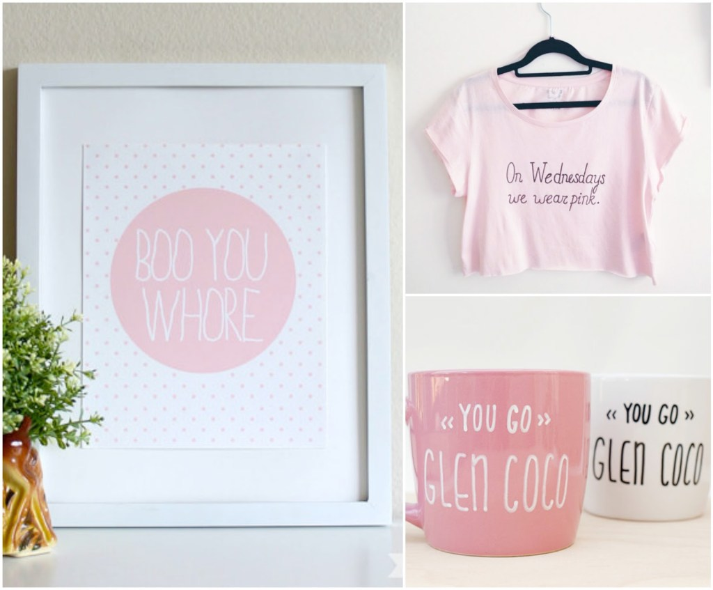 474aa9ce Etsy Finds - Mean Girls - Amy Antoinette