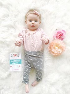 Life With Everly Rose – 2 Months Old