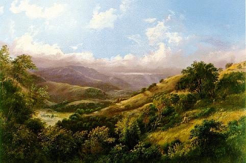 William_Keith painting, 1869
