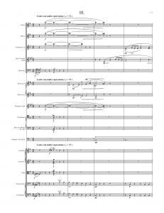 Symphony in E minor, Op. 32 (Gaelic) - Complete Score, 3nd Mvt. (pp. 123-124)123