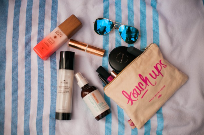 Beach Bag Beauty - amybethcampbell.com