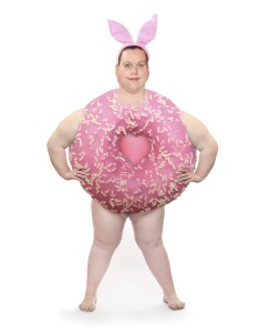 One motivation for eating right is to not turn into a human donut in a rabbit costume. As long as you value not being a pastry, that's an identified motivation.