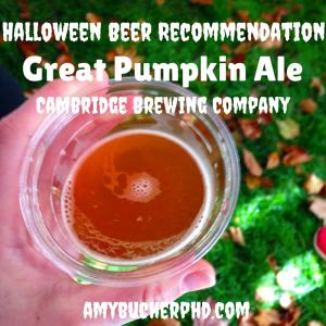 Halloween Beer Recommendation