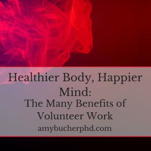 Healthier Body Happier Mind