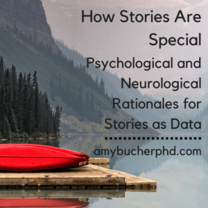 How Stories Are Special