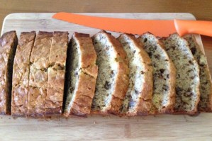 An Oldie but a Goodie: Classic Banana Bread