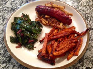 Sweet and Spicy: Guiltless Sweet Potato Fries