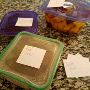 Thursday's Tips and Tricks: How to Food Prep Like a Boss