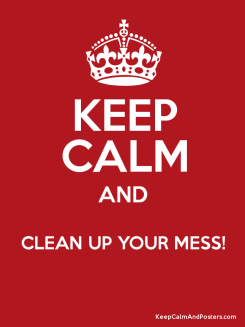 clean-up-your-mess