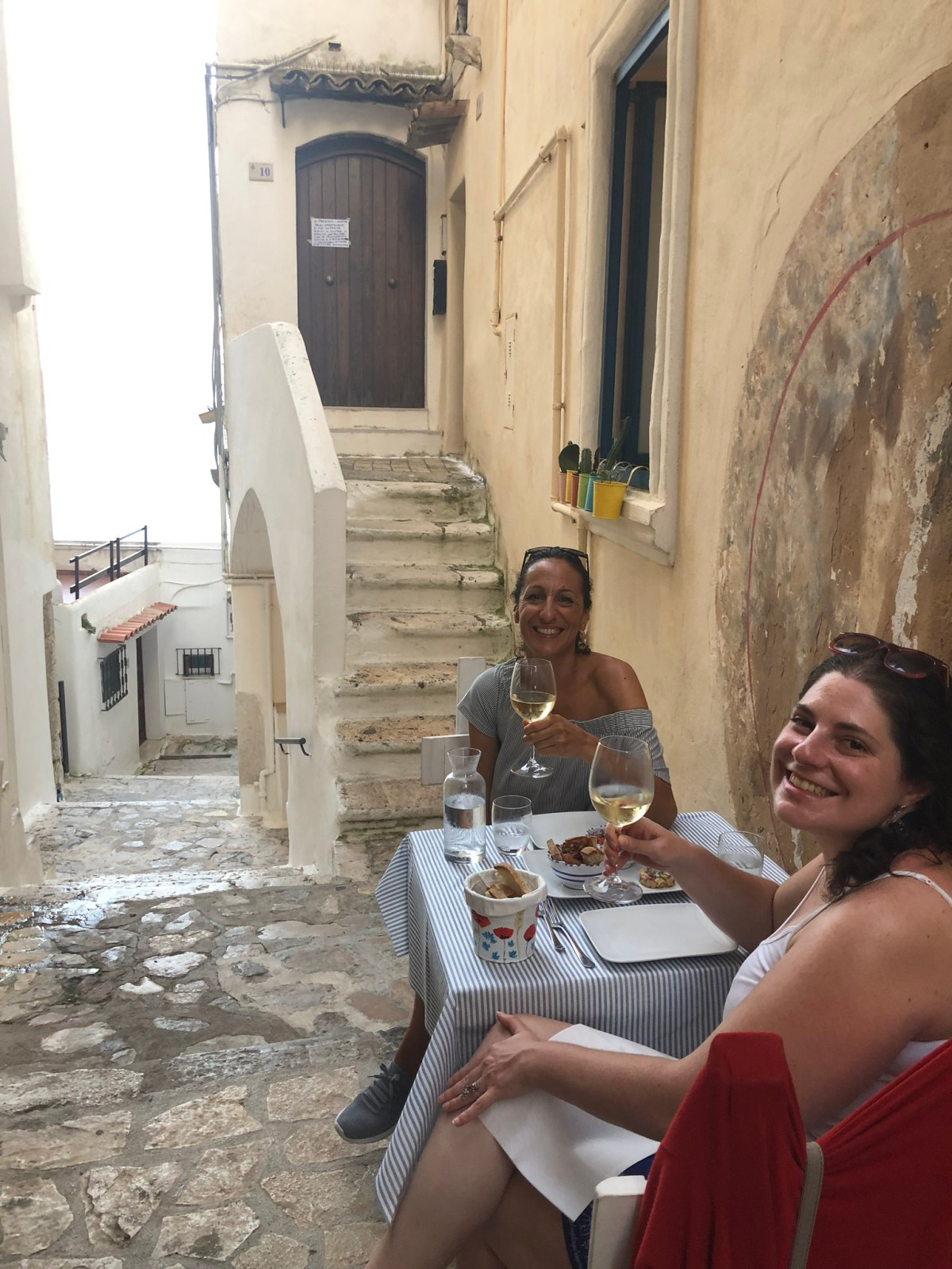 Wine and food tour with Bridget