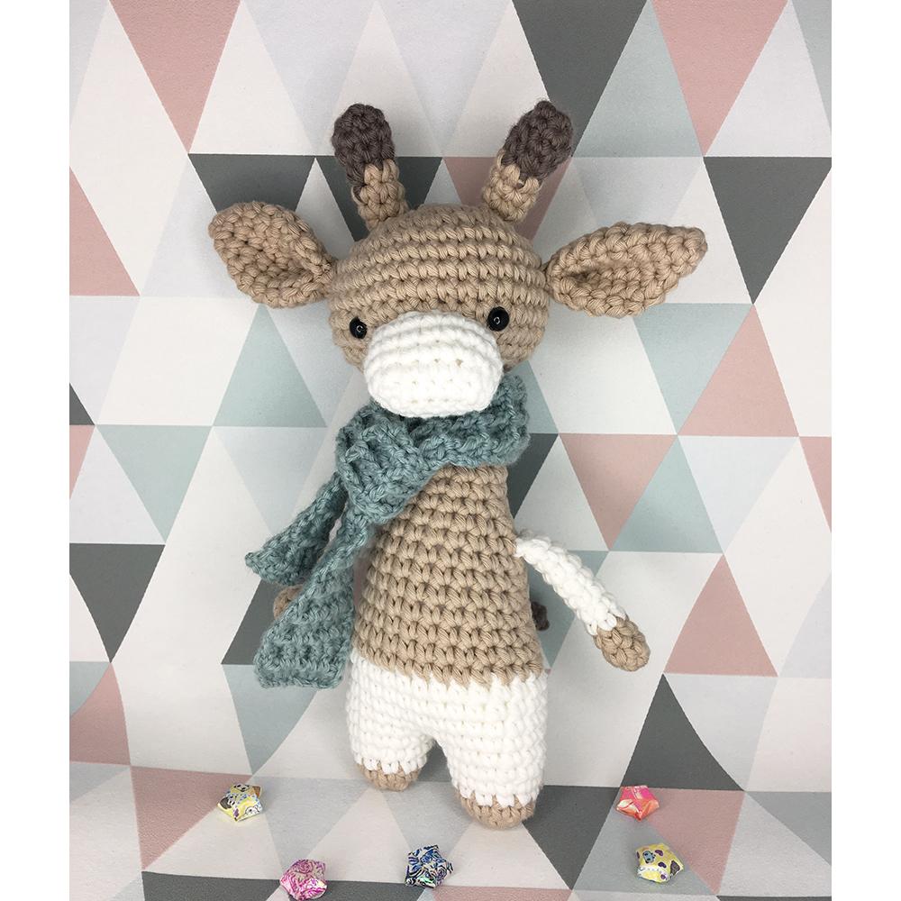 Amy Design Crochet girafe