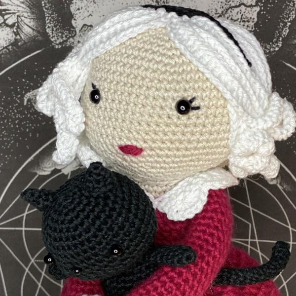 Amy Design Crochet - Sabrina et Salem