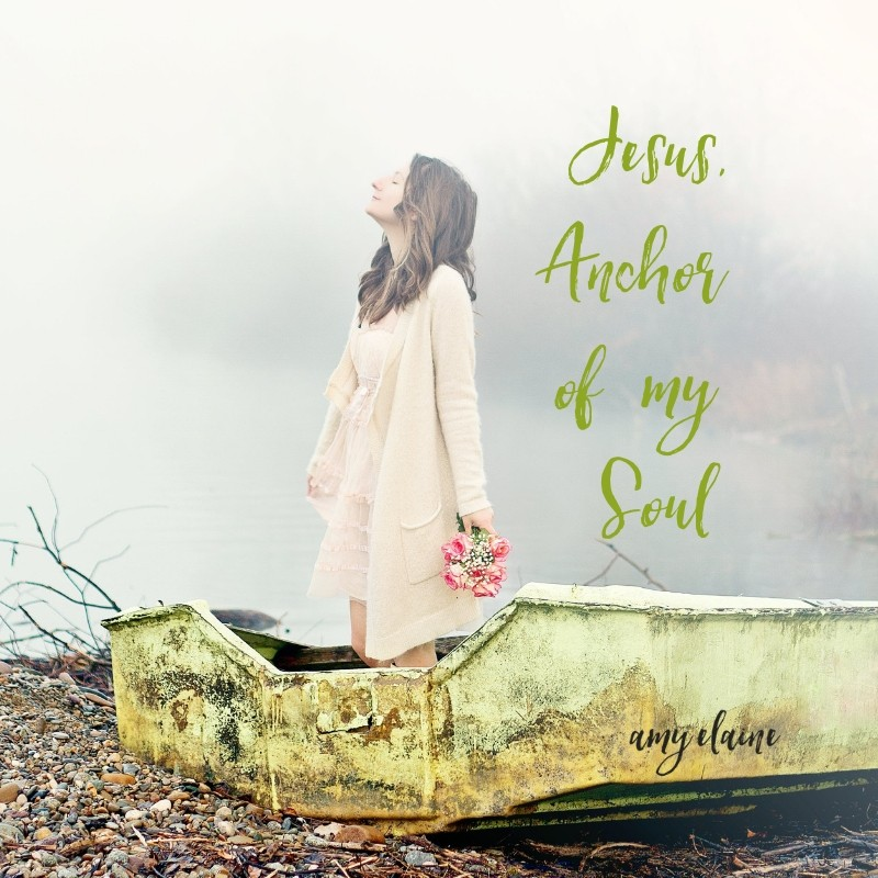 Anchor of my Soul Jesus