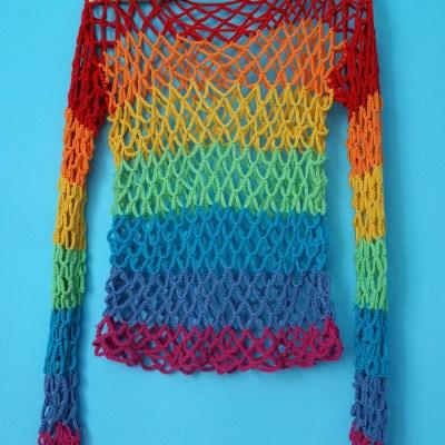 pride sweater