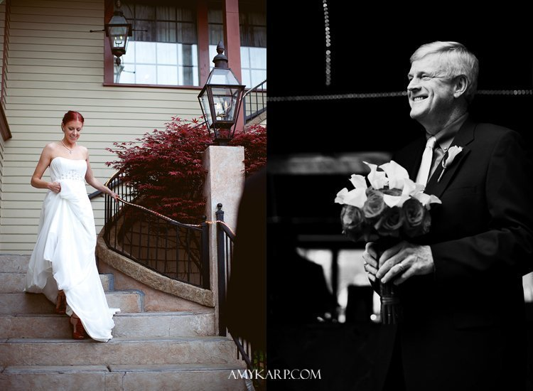 fort worth wedding photography at the Maple Manor Hotel by amy karp