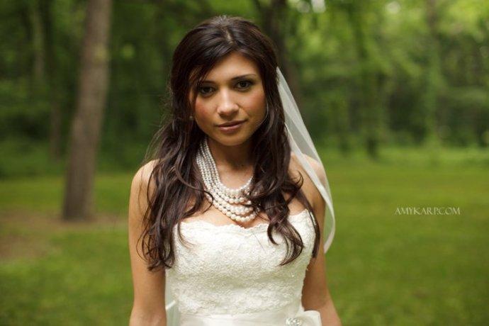 richardson texas outdoor bridal session by dallas wedding photographer amy karp (3)