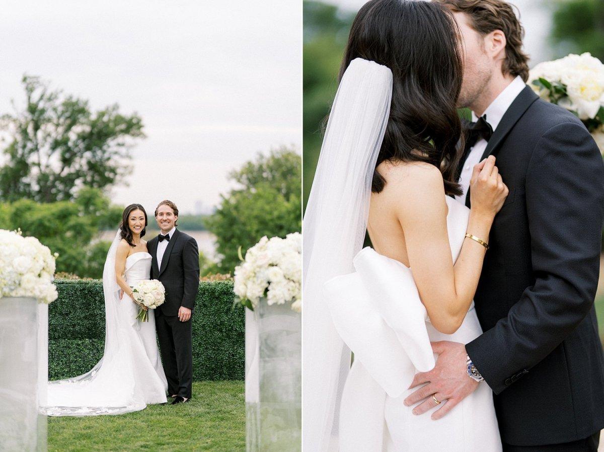 Dallas arboretum wedding a tasteful place