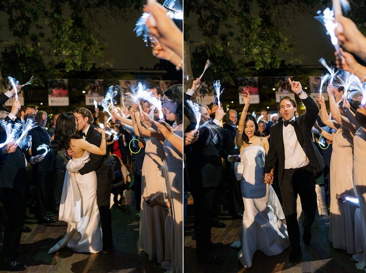 Dallas Wedding Photography Exit