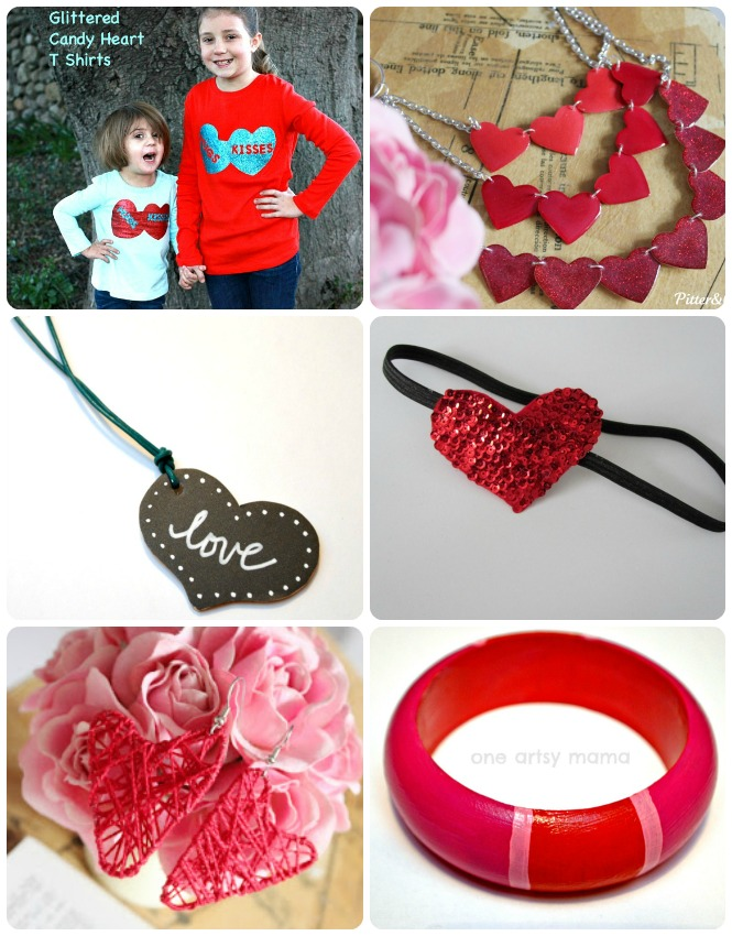 ValentineWearableCollage