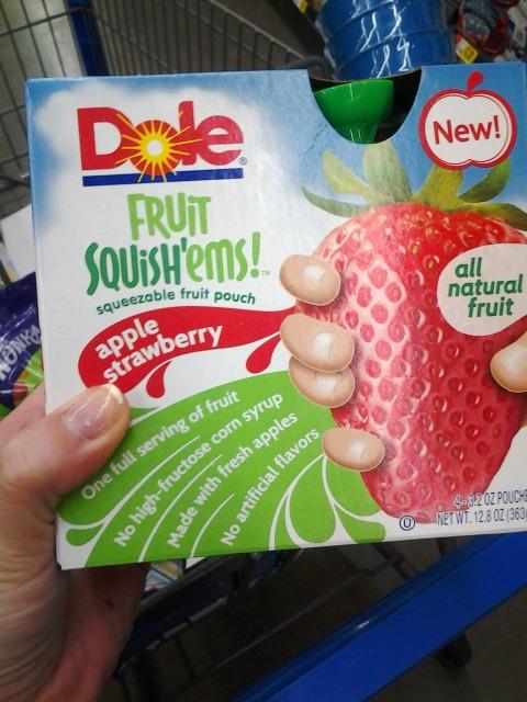 Dole Fruit Squish'ems #shop