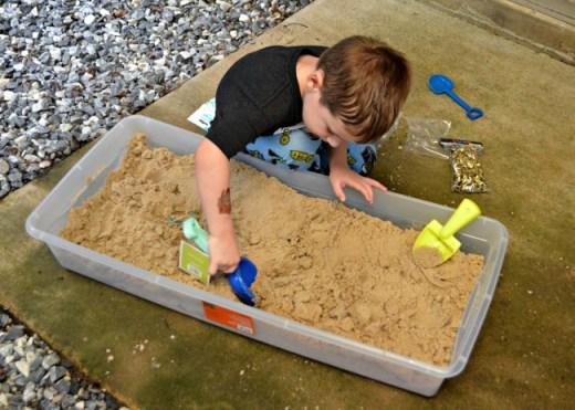 sandtray