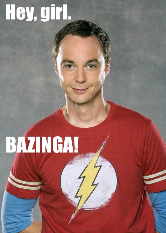 Big Bang Theory Meme