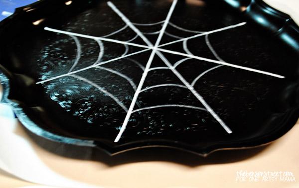 Halloween Serving Tray Idea