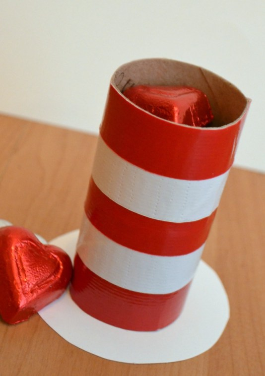 Cat in the Hat Treat Holder