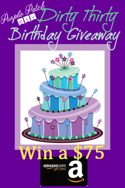 Dirty-Thirty-Amazon-Giveaway