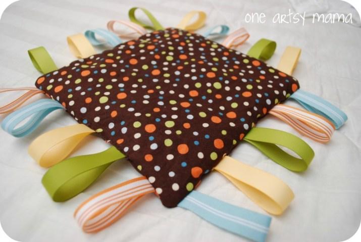 Easy Tag Blanket