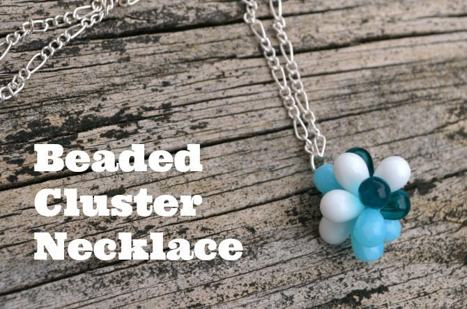 Beaded Cluster Jewelry