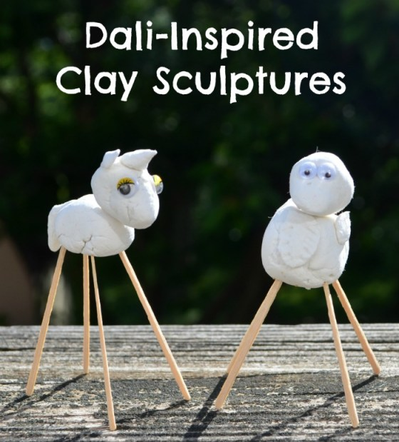 Clay Sculptures