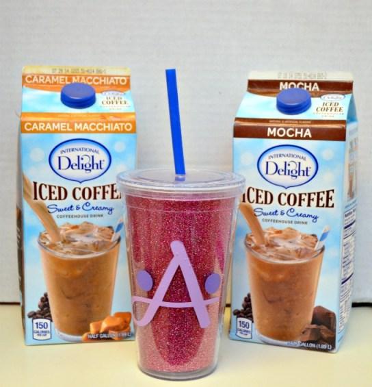 Iced Caramel Mocha