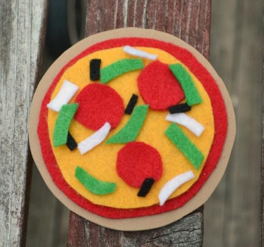 Pizza Magnet #TMNT