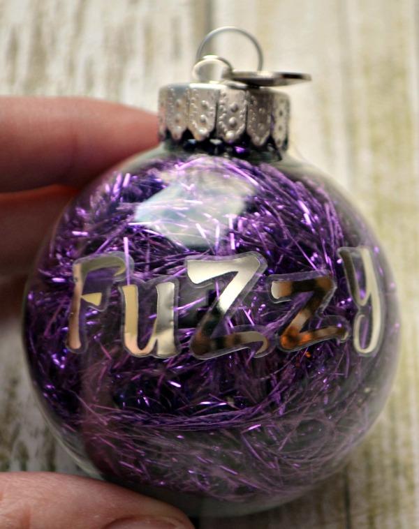 Furry Friend Ornament