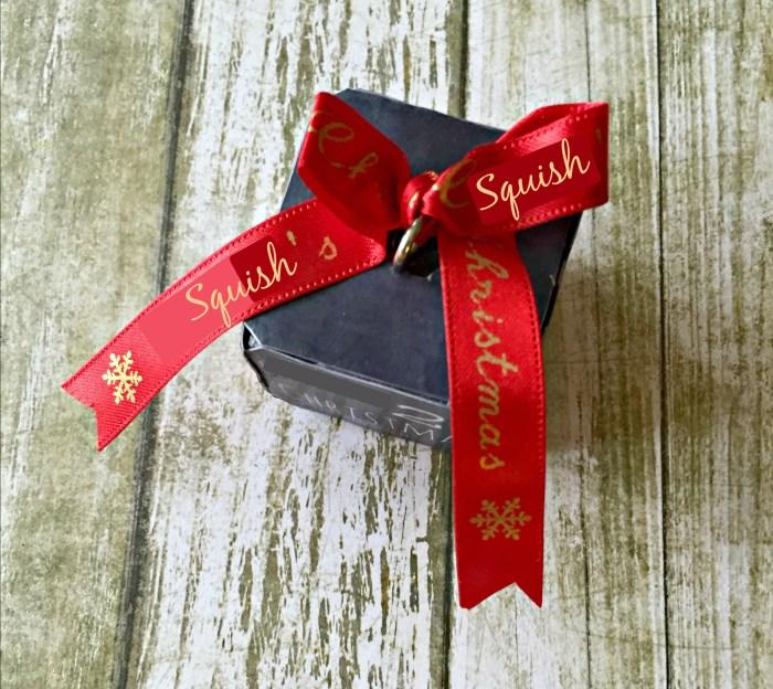 Photo Cube Ornament