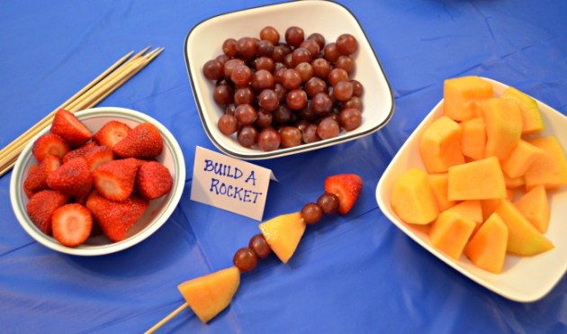 Fruit Rockets