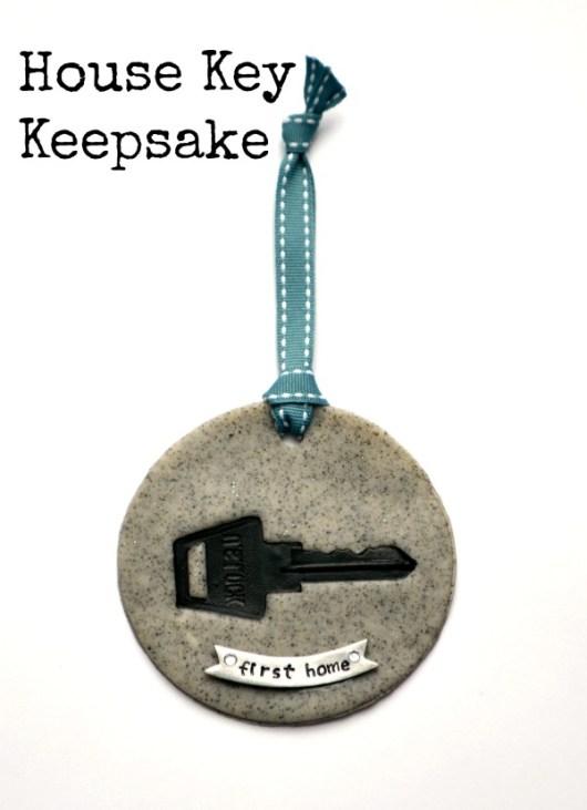 House Key Keepsake