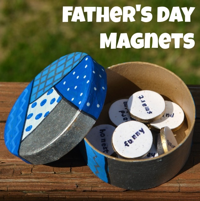 Father's Day Magnets