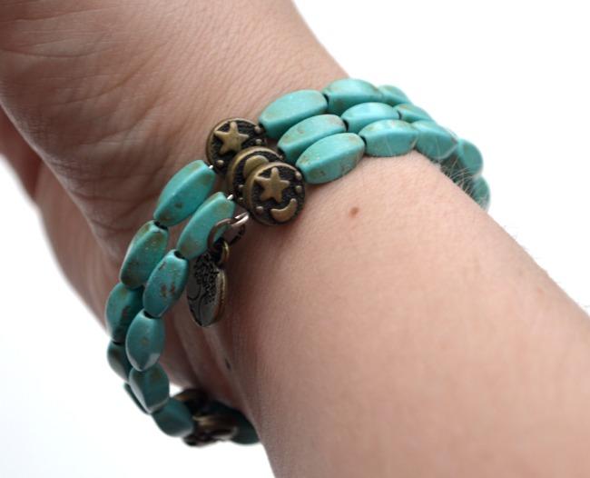 Boho Bead Bracelet