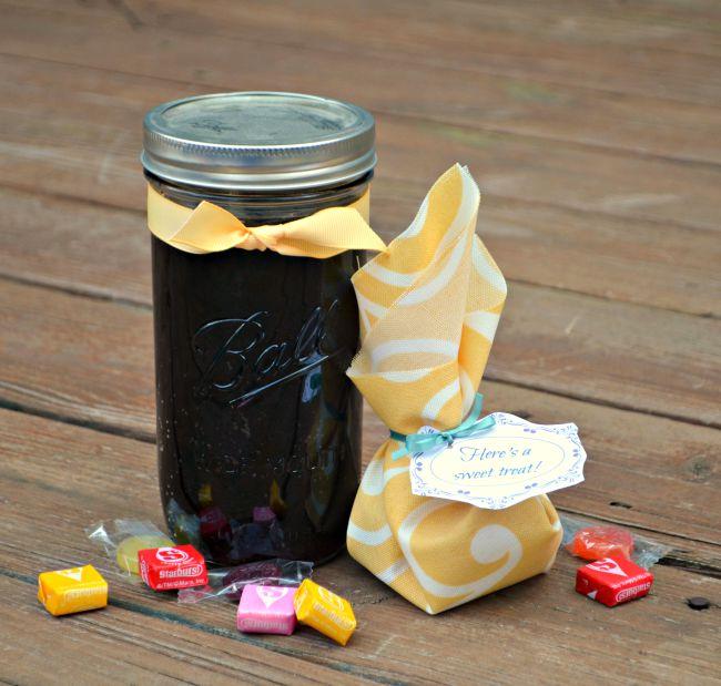 Neighbor Share Sack Treats