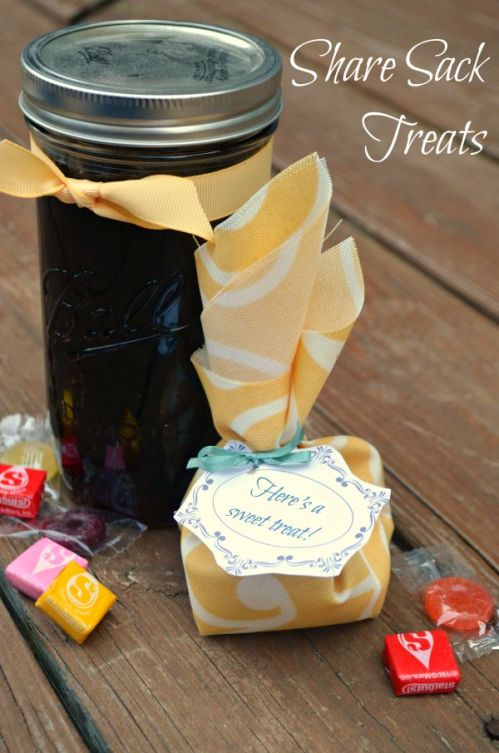 Share Sack Treats