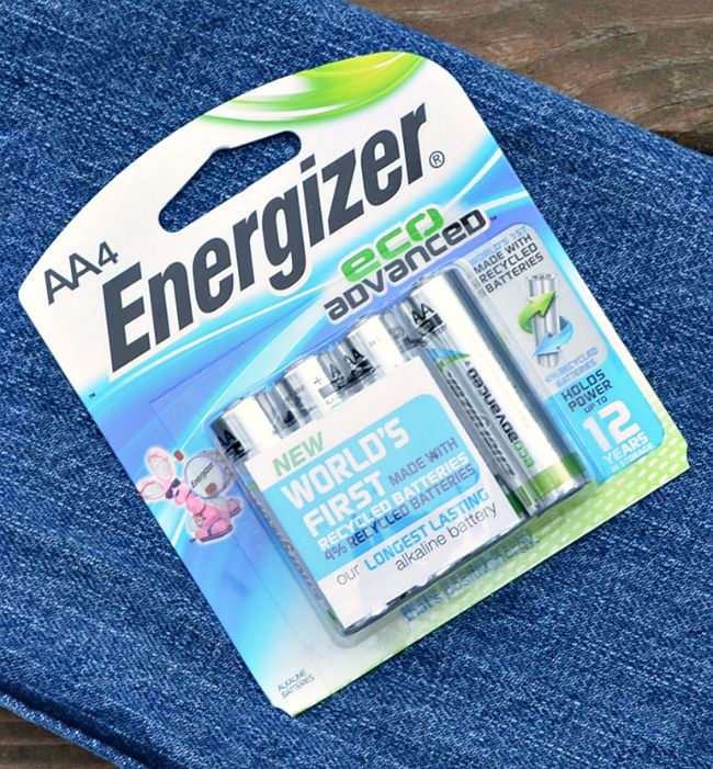 Energizer EcoAdvanced