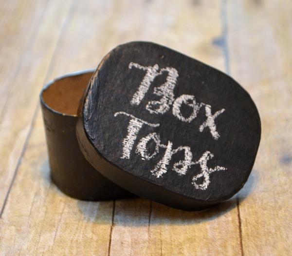 Box Tops Box